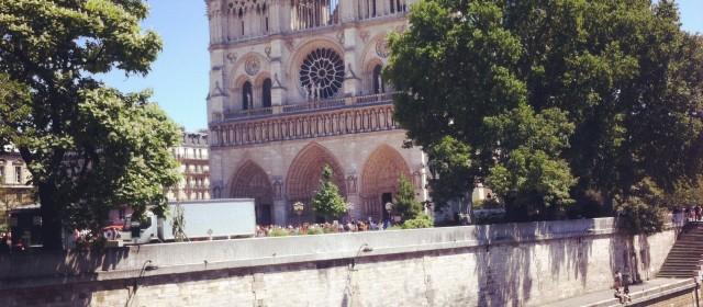 Parigi: Viaggio sola…o no?