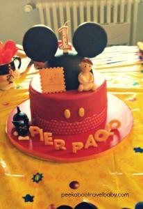 Torta Compleanno 1 anno