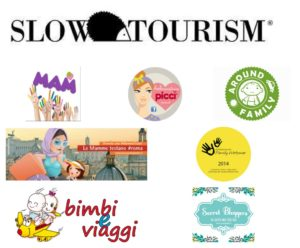 Collaborazioni Peekaboo Travel baby