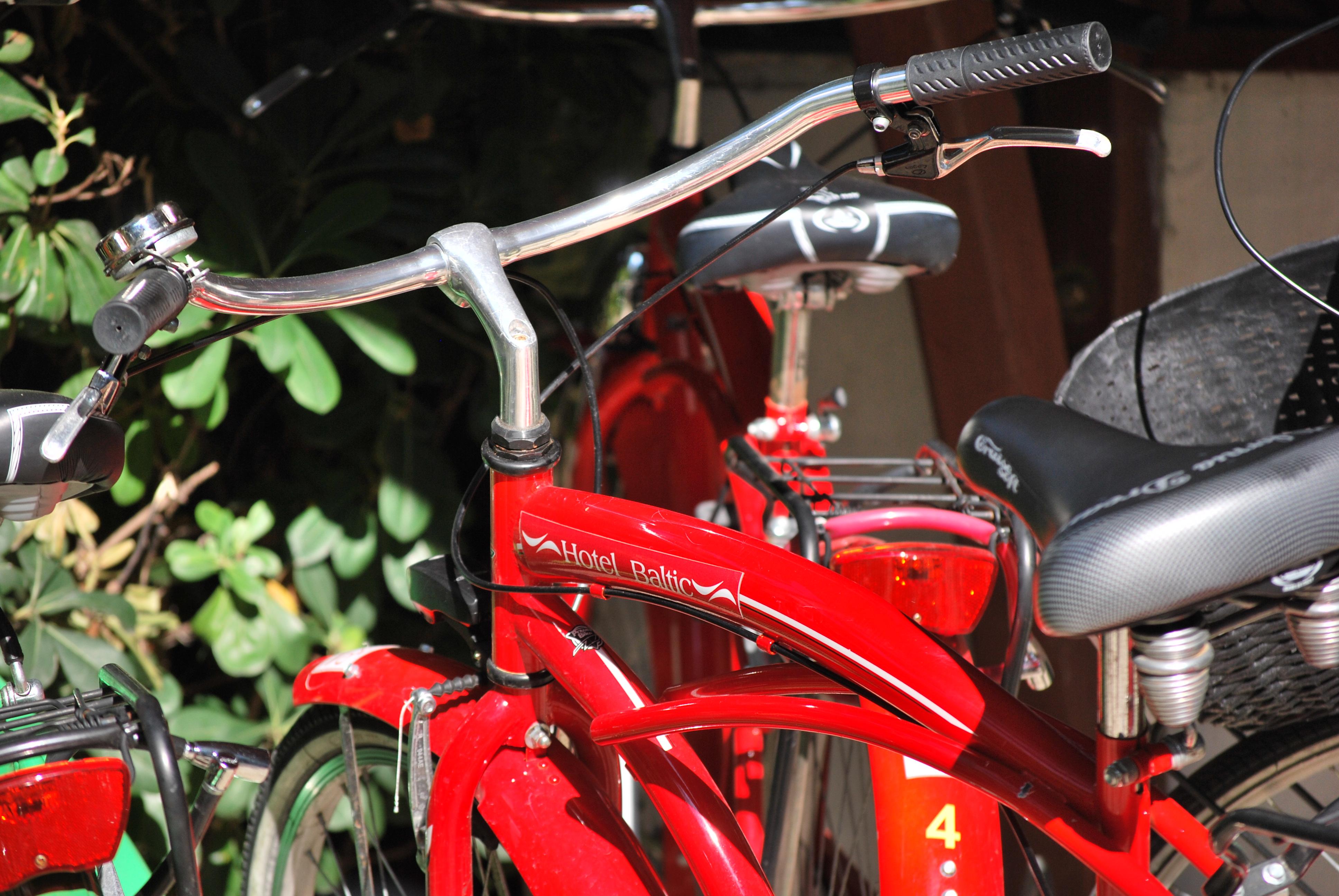 Hotel Baltic - Biciclette