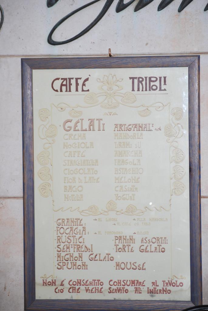 Martina Franca  - Caffe' Tripoli