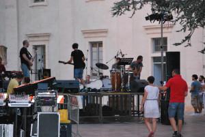 Martina Franca - centro storico e musica