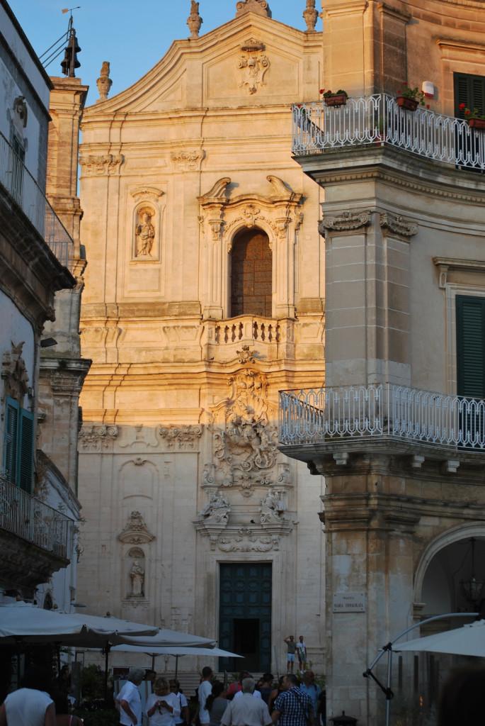 Martina Franca  - Basilica San Martino