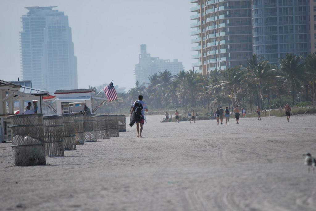 Miami Beach - Spiaggia