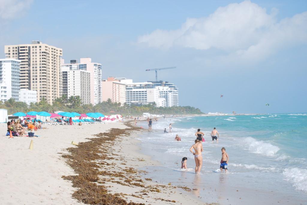 Miami Beach - next to the Sea