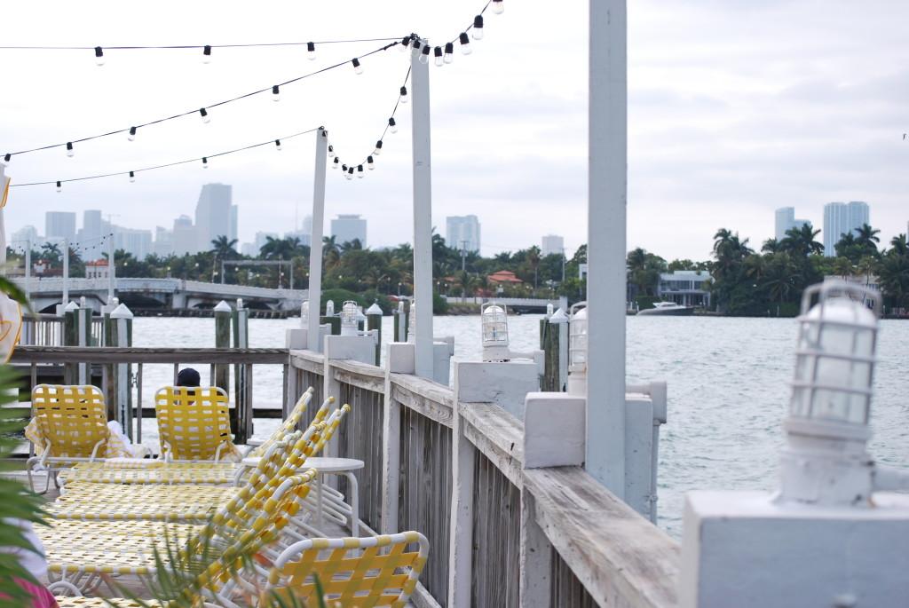Miami Beach - Standard Hotel View