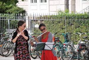 Salisburgo - Flautiste - Bimbi, Musica e Viaggi