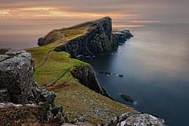 Scozia Natura