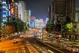 Tokyo moderna