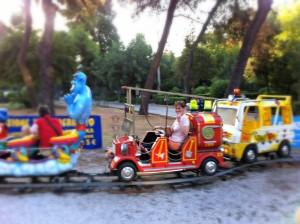 Trenino - Villa Peripato - Peekaboo Travel Baby