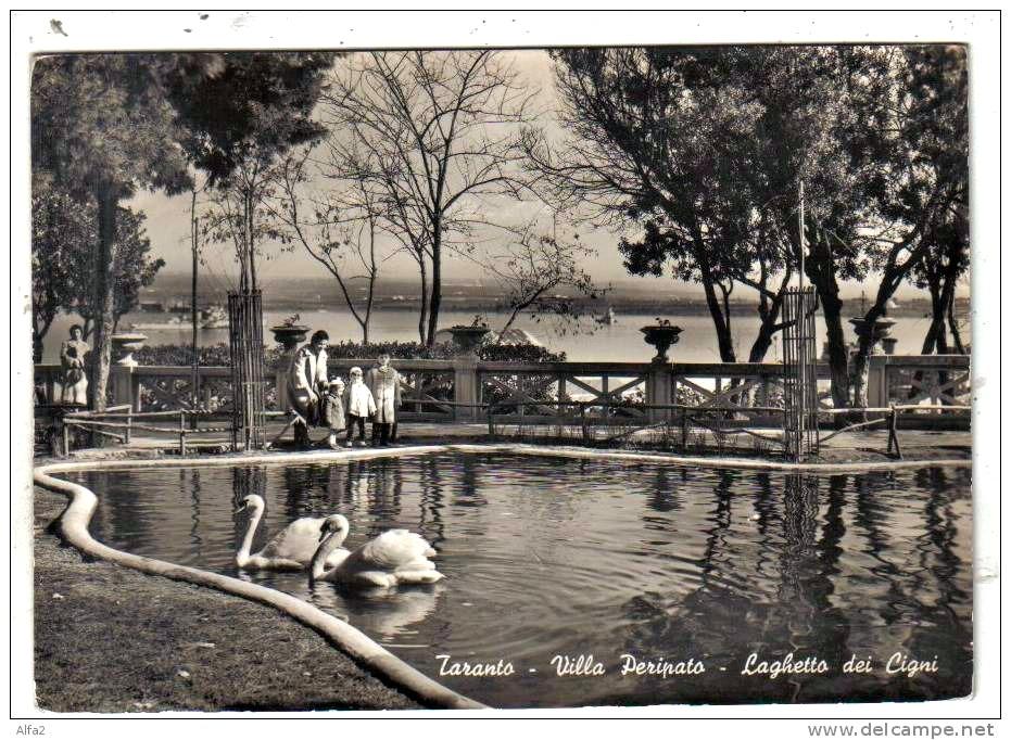 Foto Storica presa dal web Altalena - Villa Peripato
