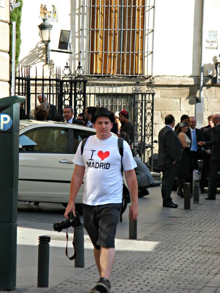 Dettaglio _Madrid con mio figlio