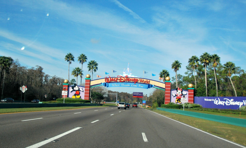 Magic Kingdom - Disney World - Ingresso