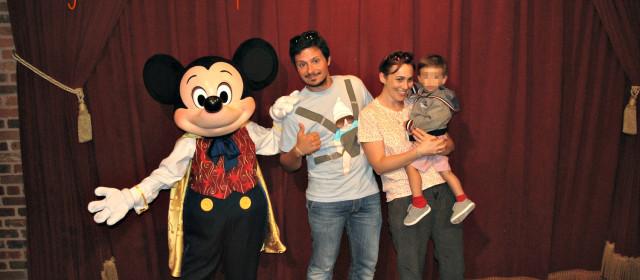 Walt Disney World a misura di papà
