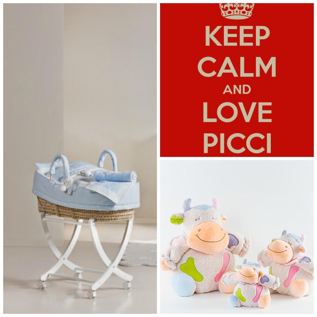 Picci - Peekaboo Travel Baby