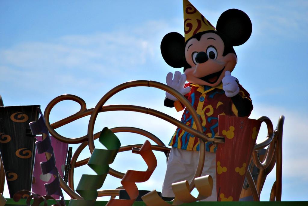 Magic Kingdom - Walt Disney World Orlando - Topolino
