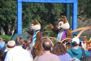 Magic Kingdom - Walt Disney World Orlando - Cip e Ciop