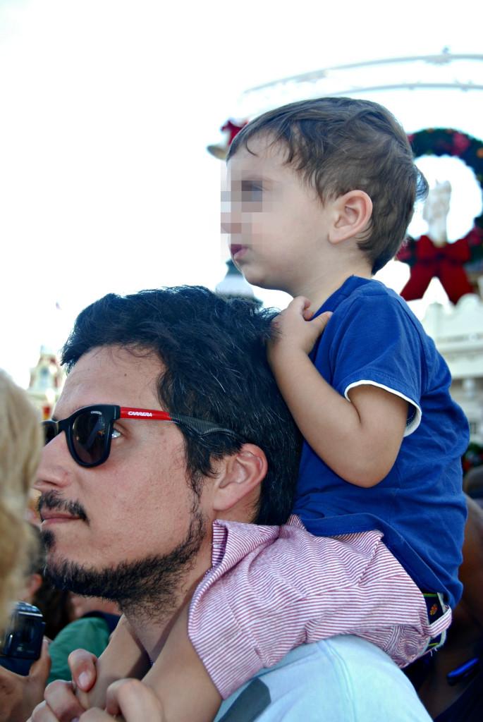 Magic Kingdom - Walt Disney World Orlando - Papà e Baby P.