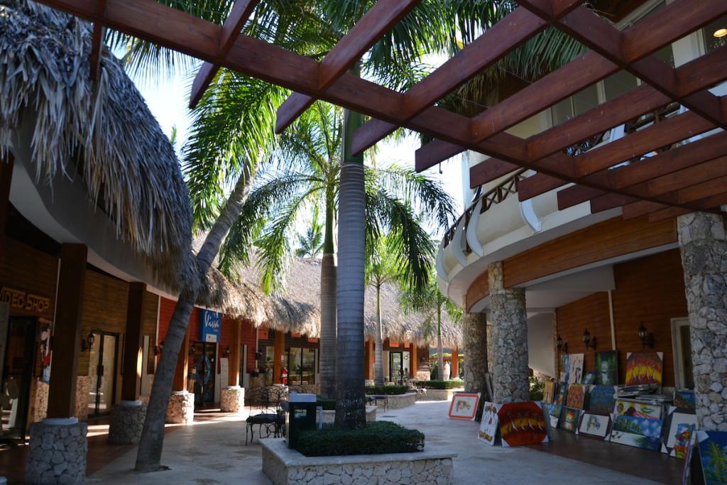 Viaggiare in Repubblica Dominicana con bambini _galleria commerciale