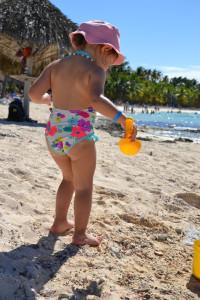 Viaggiare in Repubblica Dominicana con bambini_bimba