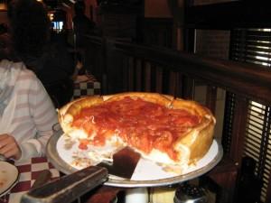 Liebster Award - Peekaboo Travel baby - Chicago Pizza