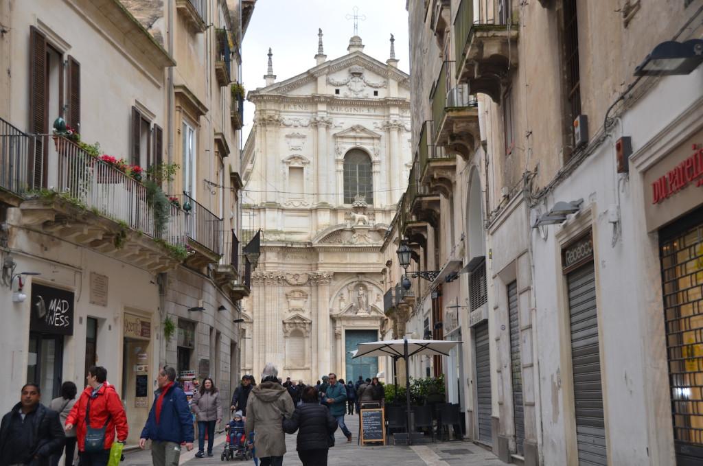 Cosa fare a Lecce in 1 giorno - Peekaboo Travel Baby - Chiesa di sant'irene