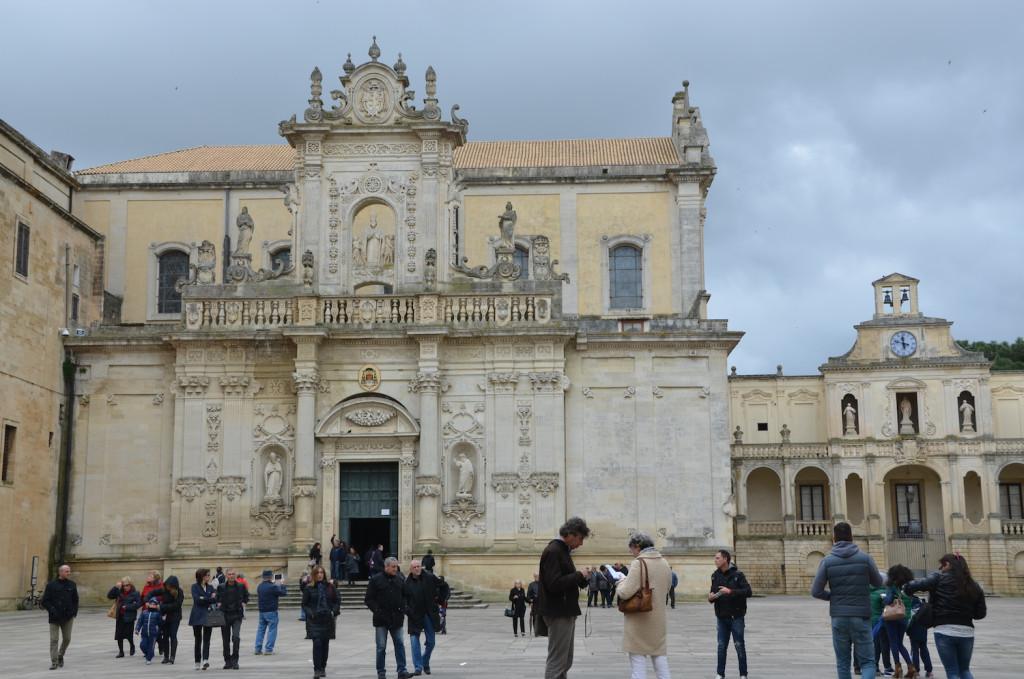 Cosa fare a Lecce in 1 giorno - Peekaboo Travel Baby