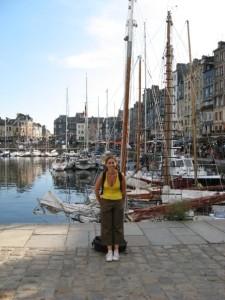 Liebster Award - Peekaboo Travel baby -  Normandia