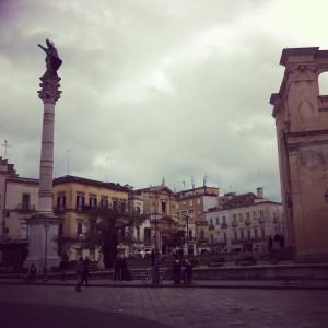 Piazza Sant'Oronzo - Cosa fare a Lecce in 1 giorno