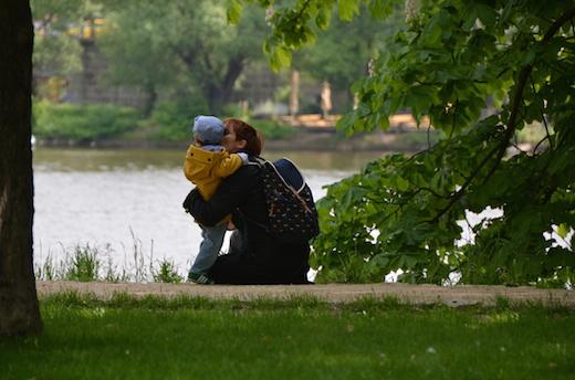 Praga - Isola dei Tiratori - Praga con bambini