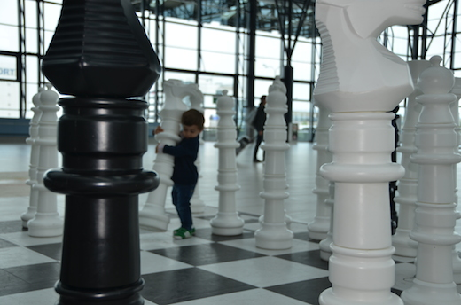 Praga - Aeroporto - Praga con bambini