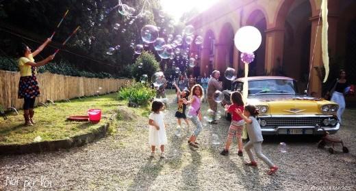 Secret Garden di Firenze: un giardino, i bimbi e una buona causa