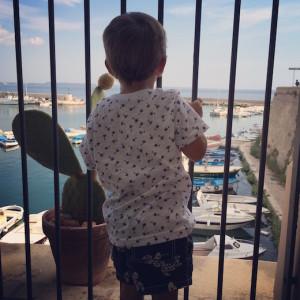 Salento con bambini: Gallipoli