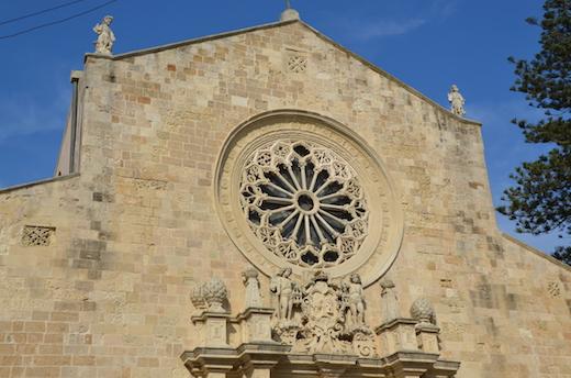 Salento con bambini: Otranto - la cattedrale