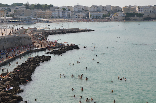 Salento con bambini: Otranto - porto