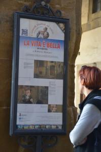 Visitare Arezzo con bambini - La vita è bella