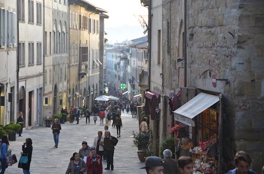 Visitare Arezzo con bambini