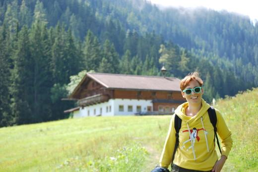 #Traveldreams2016 - Peekaboo Travel Baby - Austria