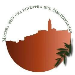 Logo Matera 2019 - Una Finestra sul Mediterraneo