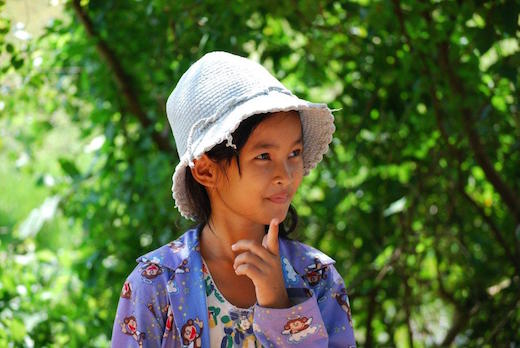 Viaggi e bambini - Cambogia 2