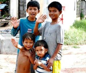 Viaggi e bambini - Cambogia