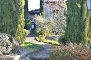 agriturismo toscana bambini - Borgo Corsignano