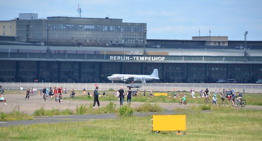 Tempelhof: la storia di un parco che voleva essere un aeroporto