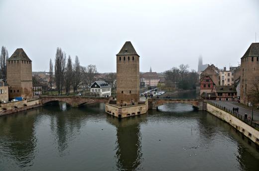 itinerario alsazia con bambini - Strasburgo 2