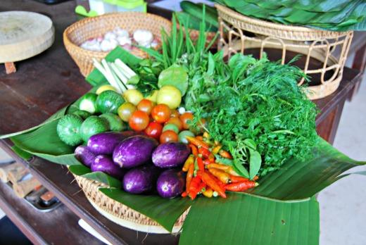 Cibo in laos - corso di cucina 1