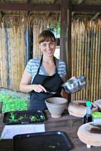 Cibo in laos - corso di cucina 3