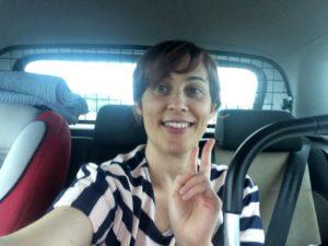 Mum Travel Blog - viaggiare con due bambini - seggiolini
