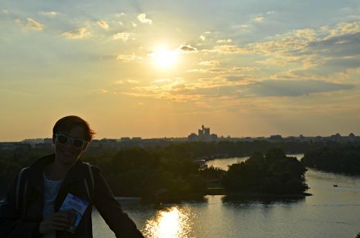 tre giorni a Belgrado