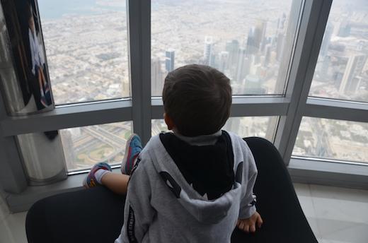 Dubai con bambini