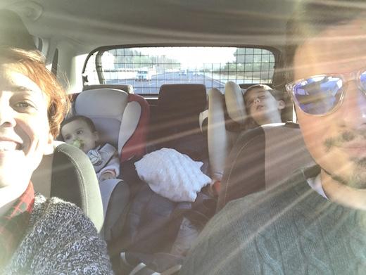 Bambini e mal d'auto